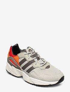 YUNG-96 TRAIL - chunky sneakers - sesame/trgrme/owhite