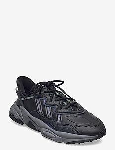 OZWEEGO - chunky sneakers - cblack/grefou/onix