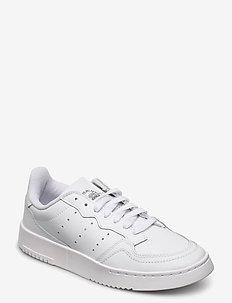 SUPERCOURT J - sneakers - ftwwht/ftwwht/cblack