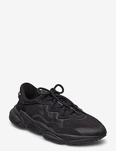 OZWEEGO J - sneakers - cblack/cblack/trgrme
