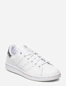 STAN SMITH J - sneakers - ftwwht/ftwwht/cblack