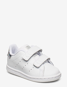 STAN SMITH CF I - lave sneakers - ftwwht/ftwwht/cblack