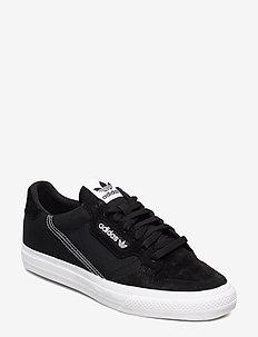 Continental Vulc - lave sneakers - cblack/ftwwht/cblack