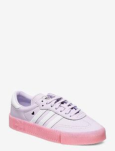 SAMBAROSE W - sneakers - prptnt/ftwwht/glopnk