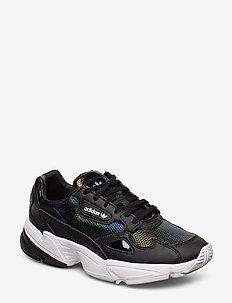 FALCON W - chunky sneaker - cblack/ftwwht/mysrub