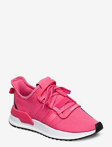 U_PATH RUN J - sneakers - reapnk/reapnk/ftwwht