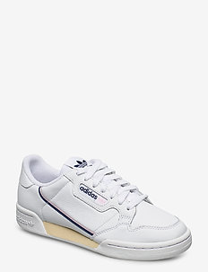CONTINENTAL 80 W - lave sneakers - ftwwht/ftwwht/tecind