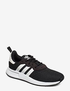 X_PLR S J - lage sneakers - cblack/ftwwht/cblack