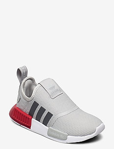 NMD 360 C - sneakers - gretwo/grefiv/scarle