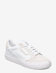 CONTINENTAL VULC J - sneakers - ftwwht/ftwwht/greone