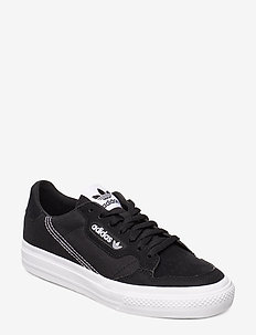 CONTINENTAL VULC J - sneakers - cblack/ftwwht/cblack