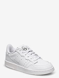 Supercourt - low tops - ftwwht/ftwwht/cblack