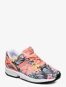 ZX FLUX J - sneakers - chacor/chacor/ftwwht