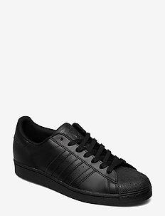 Superstar - lave sneakers - cblack/cblack/cblack