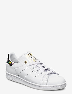 STAN SMITH W - sneakersy niskie - ftwwht/cblack/goldmt