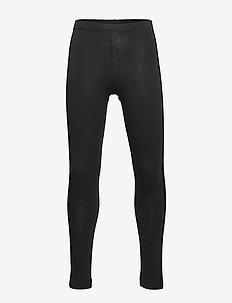 TAPE LEGGINGS - BLACK/CBURGU