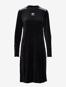 SWEATER DRESS - BLACK