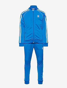 SUPERSTAR SUIT - BLUBIR/WHITE