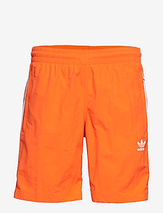 3-STRIPES SWIM - ORANGE