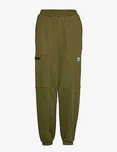 TRACKPANT - pantalons - dusgrn