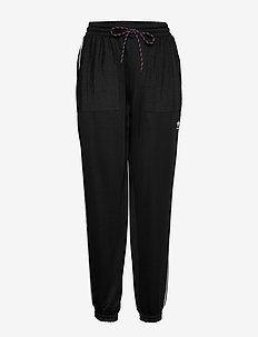 TRACKPANT - sportbukser - black