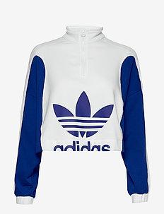 SWEATER - sweatshirts - white/croyal