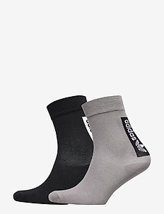 THN CRW - vanlige sokker - black/dovgry