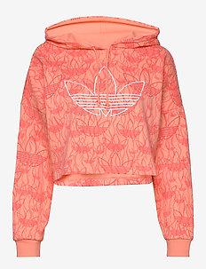 HOODIE CROP - hoodies - chacor/multco