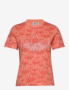 CROPPED T SHIRT - logo t-shirts - chacor/multco