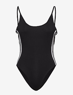 COTTON BODY - sporttoppar - black/white