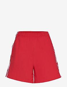 SHORT - training shorts - lusred/white