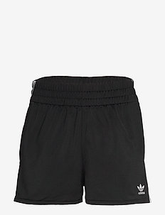 3 STR SHORT - träningsshorts - black/white