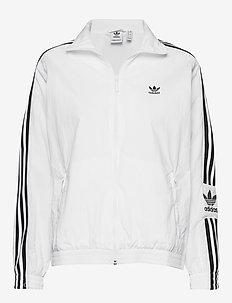 LOCK UP TT - sweatshirts - white/white
