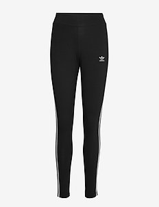 3 STR TIGHT - leggings - black/white