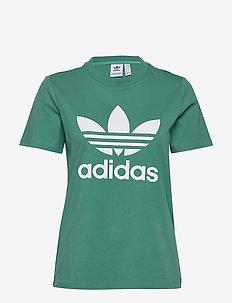 TREFOIL TEE - logo t-shirts - futhyd/white