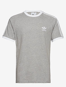 3-STRIPES TEE - sportstopper - mgreyh