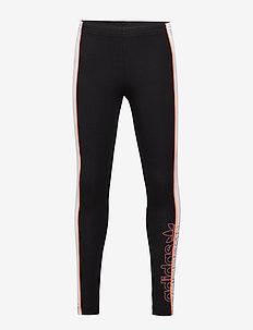 LEGGINGS - leggings - black/white