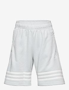OUTLINE SHORTS - shorts - clgrey/white