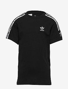 NEW ICON TEE - BLACK/WHITE