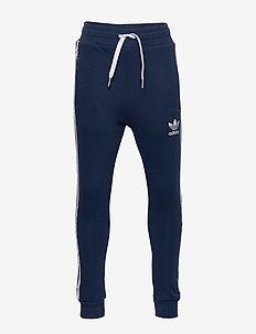 TREFOIL PANTS - jogginghosen - nmarin/white