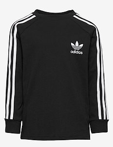 3STRIPES LS - BLACK/WHITE