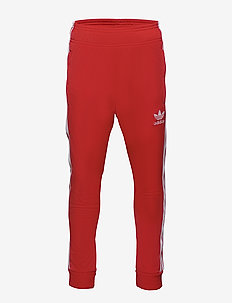 SUPERSTAR PANTS - LUSRED/WHITE