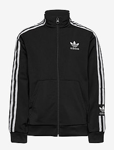LOCK UP TT - sweatshirts - black/white