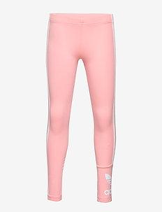 LOCK UP TIGHTS - leggings - glopnk/white