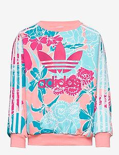 CREW - sweatshirts - glopnk/multco/bopink