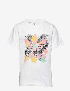 TEE - short-sleeved - white/multco