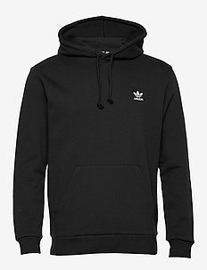 ESSENTIAL HOODY - BLACK