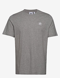 ESSENTIAL TEE - sportstoppe - mgreyh