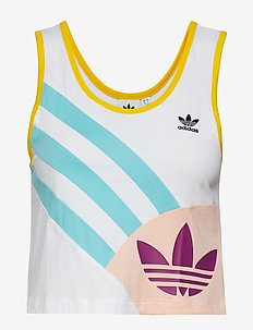 TANK TOP CRPPD - WHITE