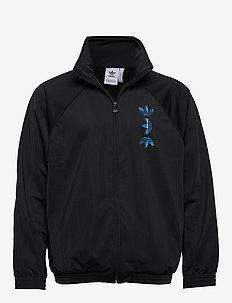 ZENO TT - basic sweatshirts - black/royblu